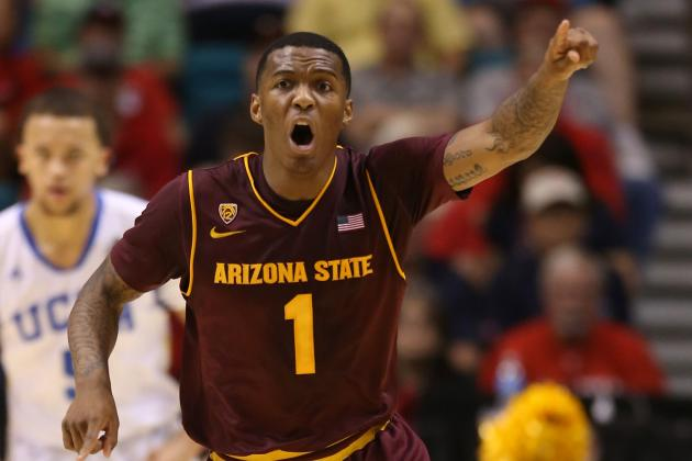 ASU Guard Jahii Carson's Draft Choice Looms