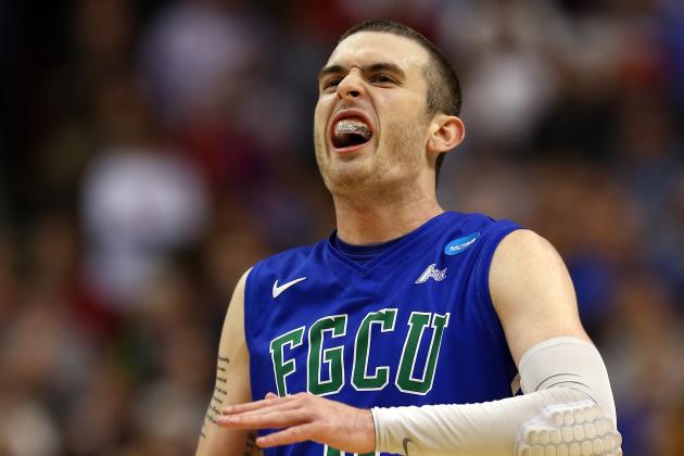FGCU's Brett Comer Is Now All Smiles