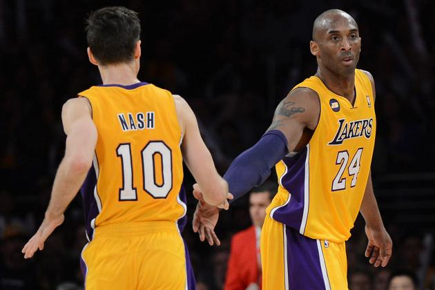 Can LA Lakers Turn Tragic Season Script into Feel-Good Playoff Story in 2013?