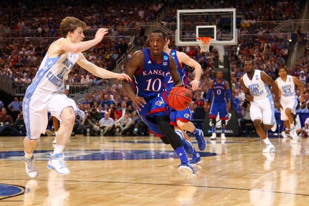 UNC Looks for Revenge Against Kansas