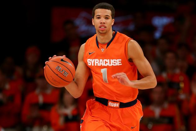 Michael Carter-Williams' Family's Home Caught Fire During Syracuse's Win