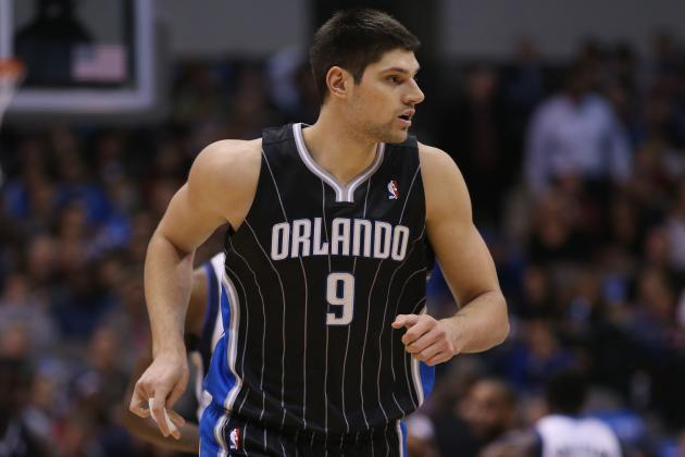 Magic's Nik Vucevic Listed as 'questionable' to Play Against the Heat