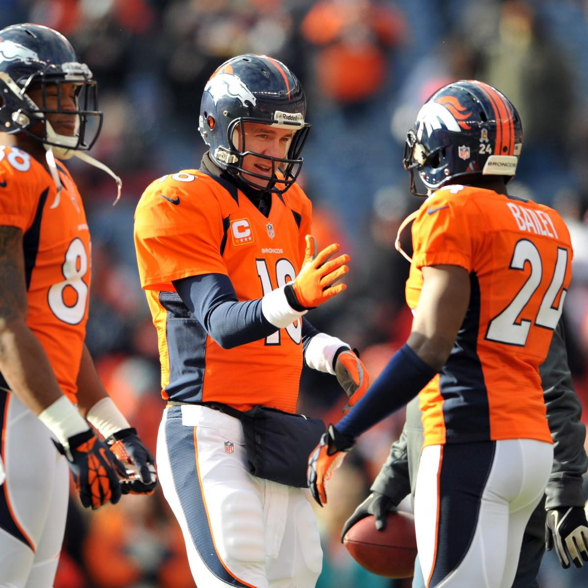 Denver Broncos Depth Chart: Breaking Down The Denver Broncos' Depth Chart After The