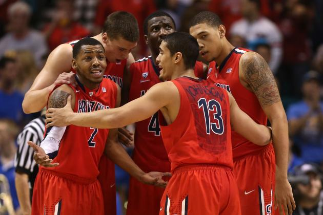 Lyons Leads Good-Looking Arizona to Third Sweet 16 in Five Years