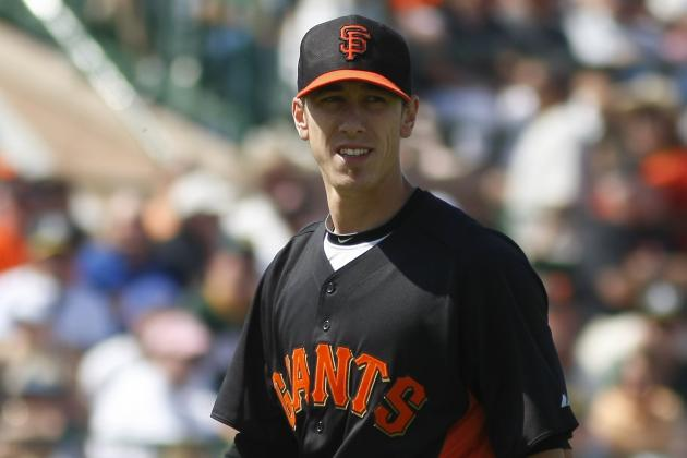 Tim Lincecum's Spring Struggles Continue, but Don't Expect Giants to Sign Lohse