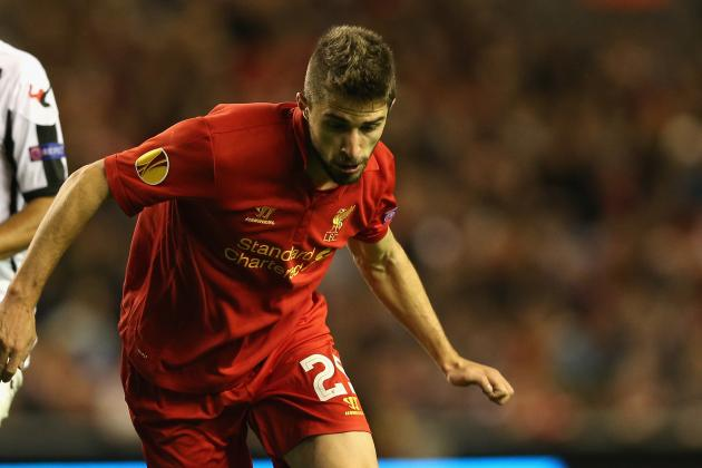 Liverpool's Borini Set for Early Return