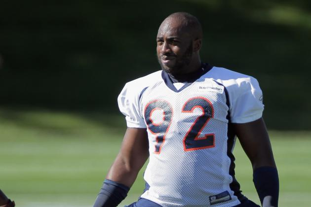 Elvis Dumervil Agrees to Deal with the Baltimore Ravens