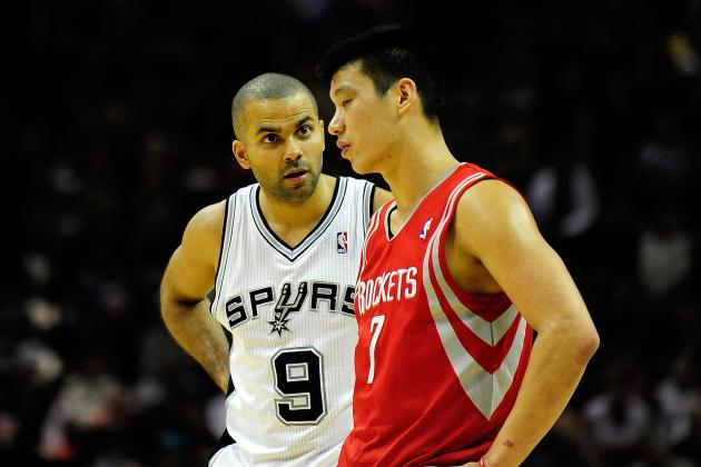 San Antonio Spurs vs. Houston Rockets: Live Score, Results and Game Highlights