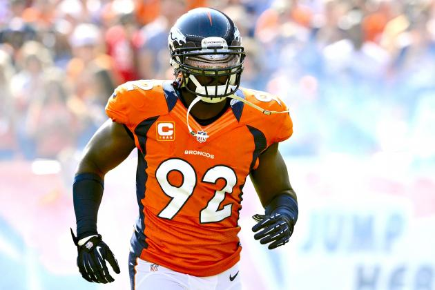 Elvis Dumervil and Baltimore Ravens Agree on 5-Year Contract