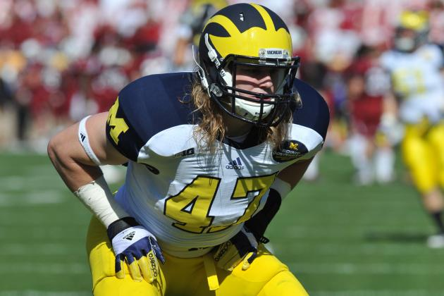 Michigan Football: How Jake Ryan's ACL Injury Will Impact Wolverines D in 2013