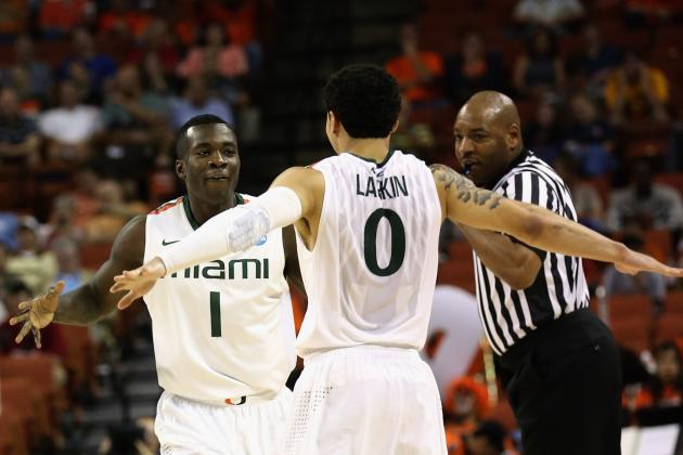 Miami Basketball: Hurricanes Backcourt Key to Sweet 16 Berth