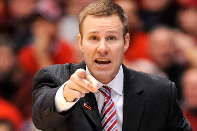 NBA Teams Eye Iowa State's Fred Hoiberg as Potential Head Coach