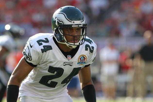New Orleans Saints Still Targeting Nnamdi Asomugha