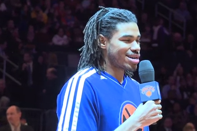 Chris Copeland Sings Happy Birthday to Jason Kidd