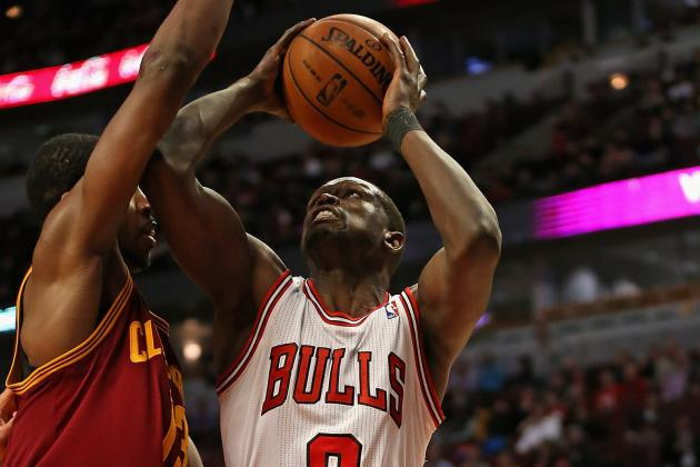 NBA Gamecast: Bulls vs. T-Wolves