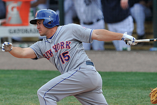 After Hot Spring, Mets Send Prospect Travis d'Arnaud to Minors