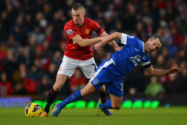Manchester United Transfer Rumors: Tom Cleverley Deserves New Contract
