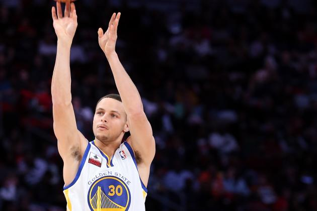 Stephen Curry Has Realistic Shot at 3-Point Record