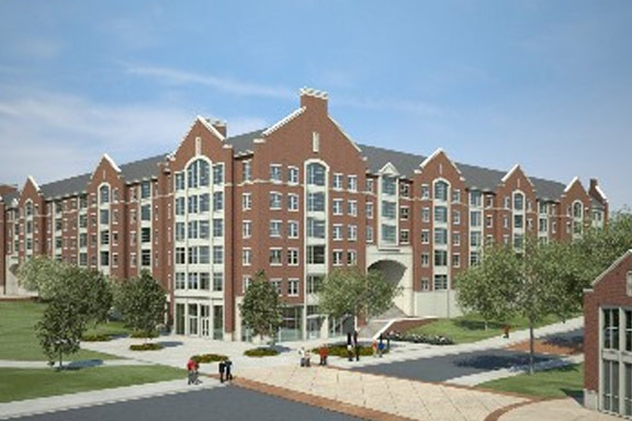 Auburn Football: New South Donahue Residence Hall More Than a Pretty Building