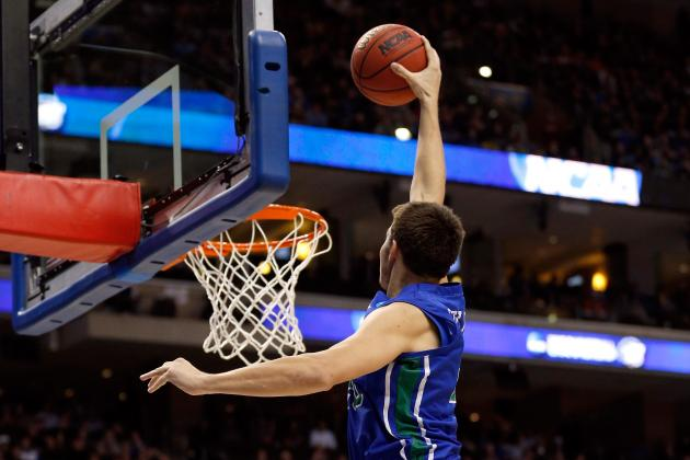 FLAGS-SDSU: (1st, 1:54) Dunk by Fieler: March Madness Video Hub