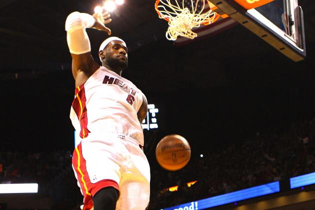 Miami Heat Extend Winning Streak to 26 Games with Win vs. Bobcats