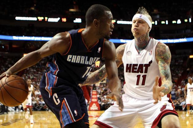 Heat Win 26th Straight, Top Bobcats 109-77