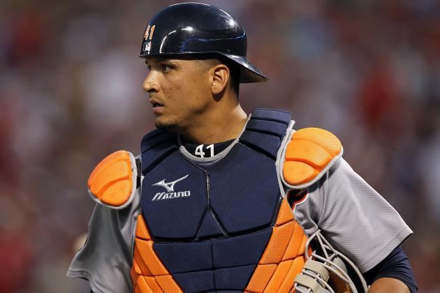 Victor Martinez Should Not Catch in Any Games for the Detroit Tigers