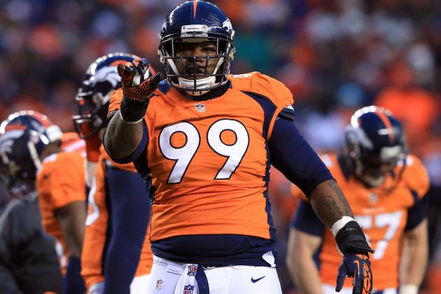 Kevin Vickerson Stunned by Dumervil's Departure