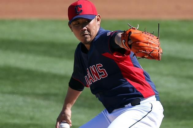 Indians Release Daisuke Matsuzaka