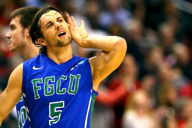 Florida Gulf Coast Stuns San Diego State in Historic Upset