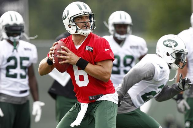 Is the Jets QB Competition the Worst in Recent Memory?