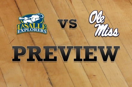 La Salle vs. Mississippi: Full Game Preview