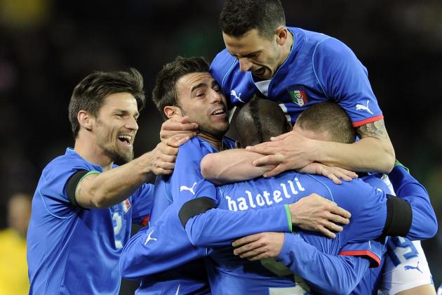 Malta vs. Italy: Date, Time, Live Stream, TV Info for 2014 World Cup Qualifier