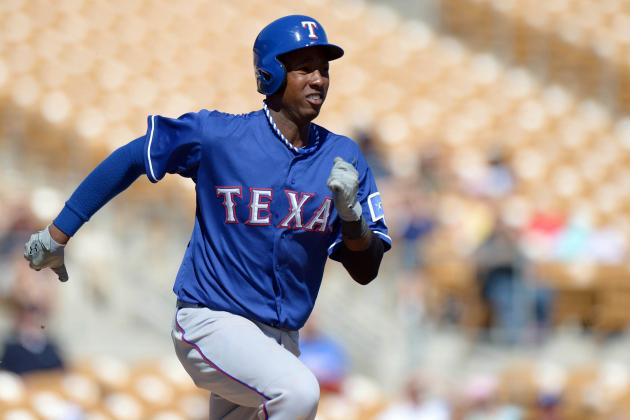 Jurickson Profar Likely to Begin Season at Triple-A