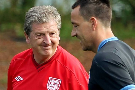 England Coach Roy Hodgson Wont Be Calling on John Terry