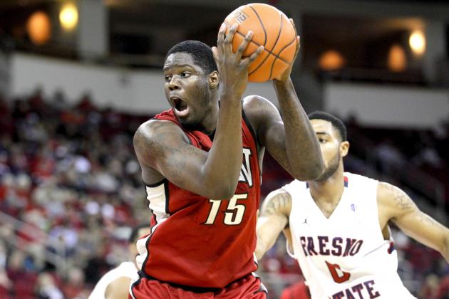 UNLV's Anthony Bennett Will Reportedly Enter the 2013 NBA Draft