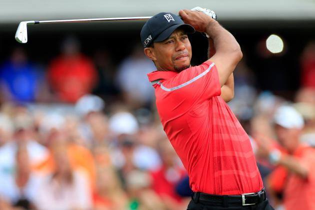 PGA Rankings: Tiger Woods Deserves Top Spot After Stellar Start to 2013