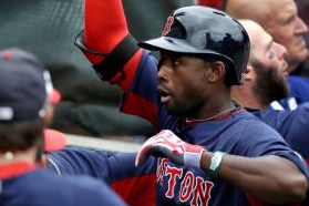 HR Boosts Bradley Jr.'s Bid to Make Team
