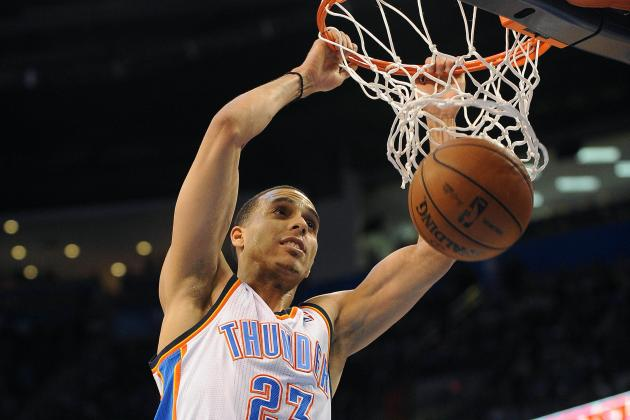 Kevin Martin Talks Free Agency, Fitting in with Thunder