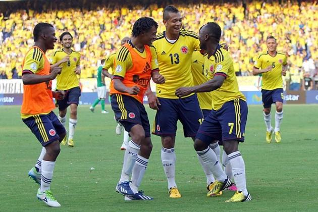 Colombia's National Team to Face Venezuela En Route to the World Cup