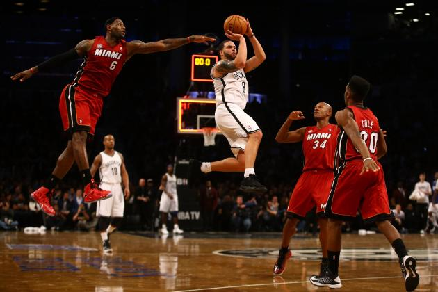 How We Know Superstar Version of Deron Williams Is Back for Brooklyn Nets