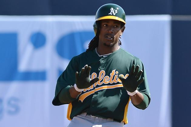 Weeks, Peterson Part of 'Tough Cut' for A's