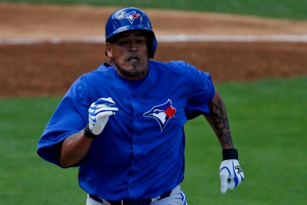Blue Jays Pick Henry Blanco over Josh Thole for Backup Catcher's Job