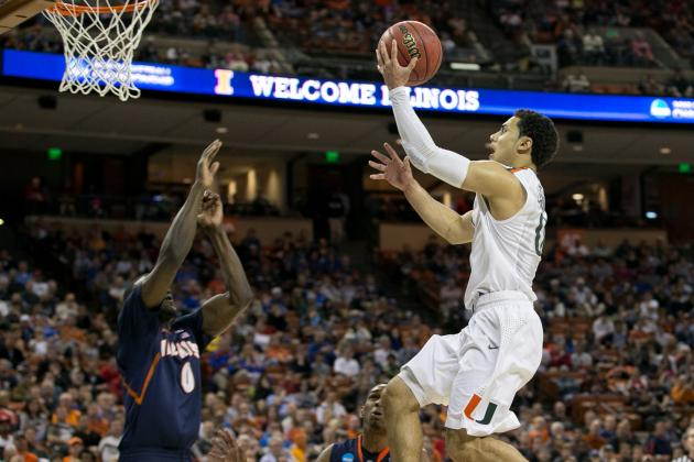 Third Round: Miami Knocks off Illinois