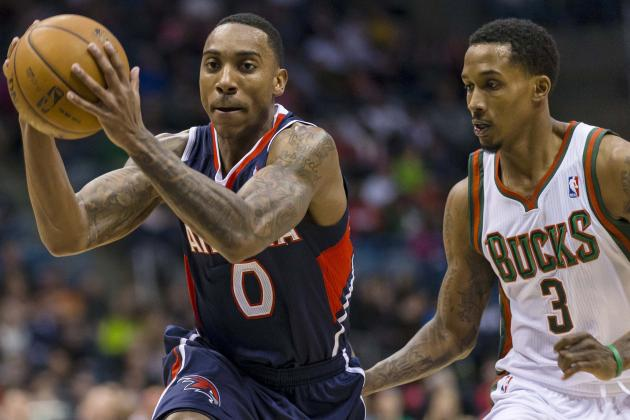 Jeff Teague Turning into Outstanding Point Guard