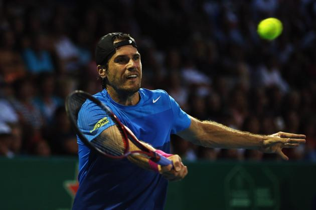 Tommy Haas vs. Novak Djokovic Is Inspiring Story from Roger Federer's Generation