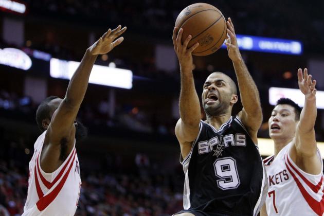 Ultimate Rockets  Rockets report: Parker lives up to 'MVP' chants