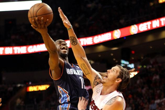 Heat Rout Bobcats to Run NBA Win Streak to 26