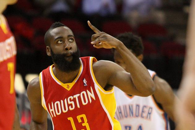 James Harden, Houston Rockets Peaking at the Perfect Time