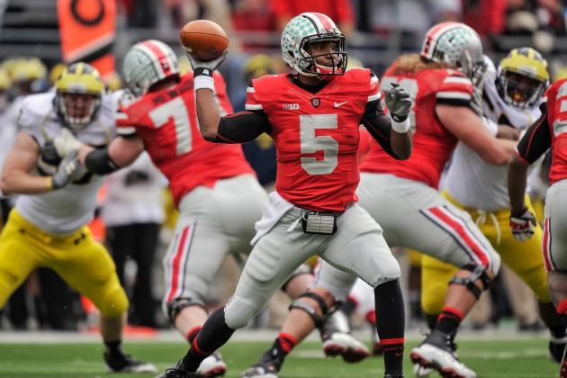 Ohio State Football: Why the Buckeyes' Passing Game Has Room for Huge Growth